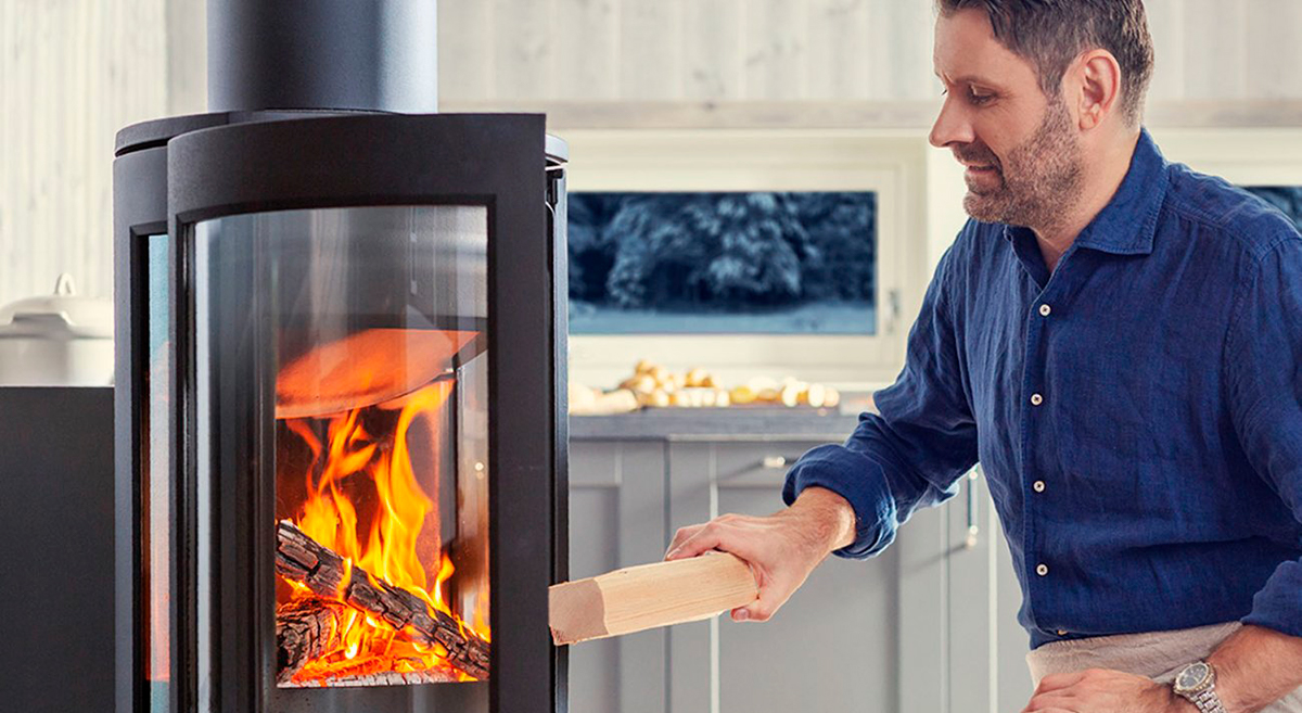 Operate a wood-burning stove What you should consider